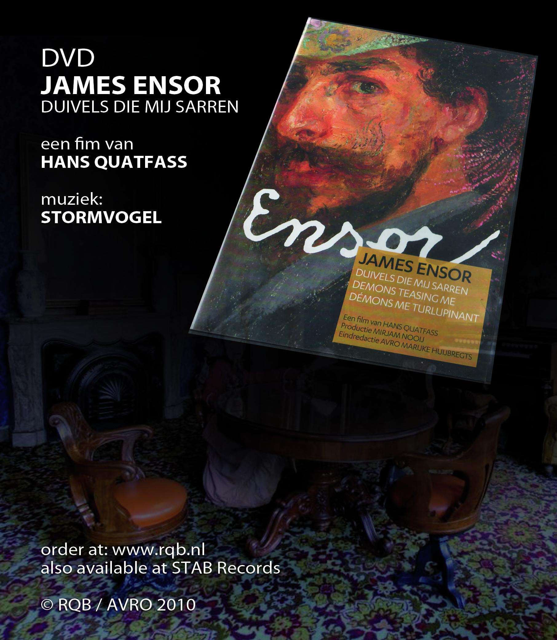 ENSOR DVD