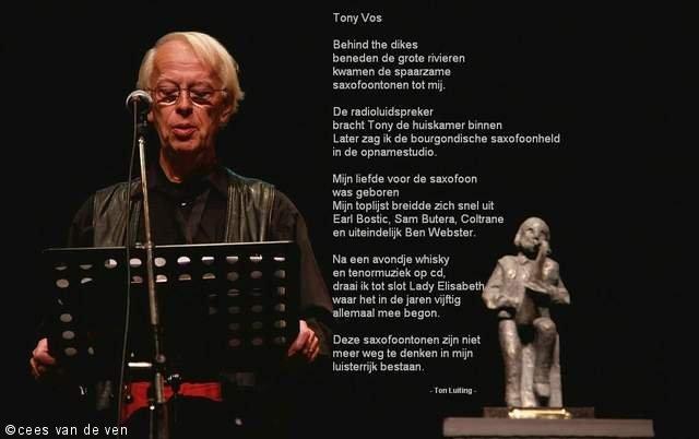 Tony Vos Amer Award 2006 - gedicht Ton Luiting