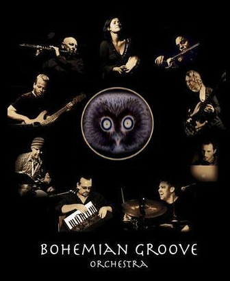 Stormvogel presents: Bohemian Groove Orchestra first line up