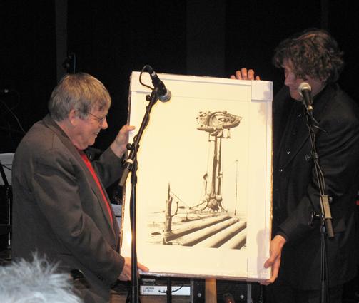 Rob van den Broeck Amer Award 2010_