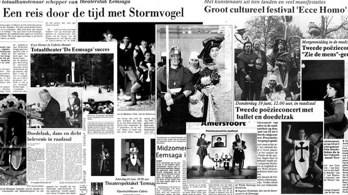 Eemsaga 1997 collage